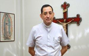 Óscar Muñoz Toledo, sacerdote acusado de abusos sexuelas en contra de menores en Chile.