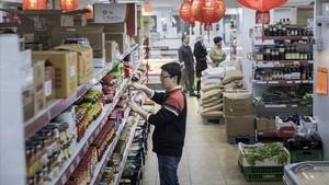 El comerç, peça clau de la integració xinesa a Barcelona
