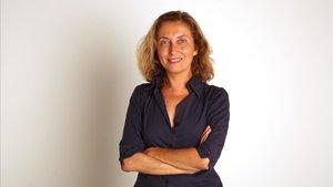 La columnista de EL PERIÓDICO Emma Riverola