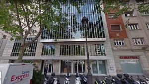 Edificio de Mediambient de la Generalitat adquirido por Colonial.