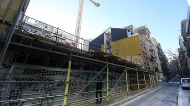 El Poble Sec pasa a la acción ante el disparatado encarecimiento de la vivienda en el barrio