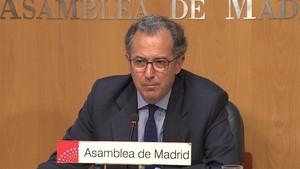 Enrique Ossorio, nuevo consejero de Educación de la Comunidad de Madrid.