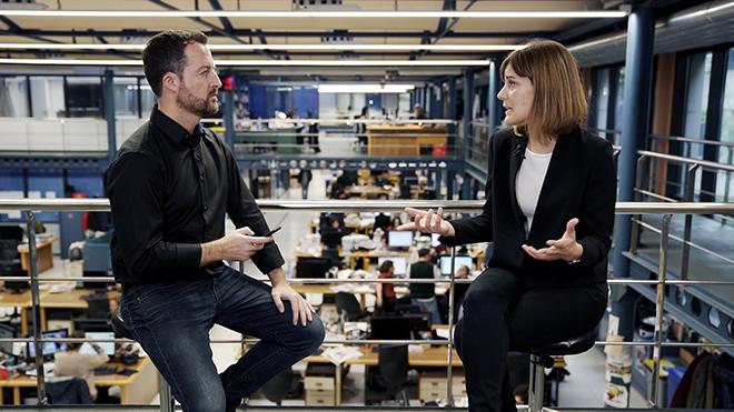 Entrevista conJéssica Albiach.