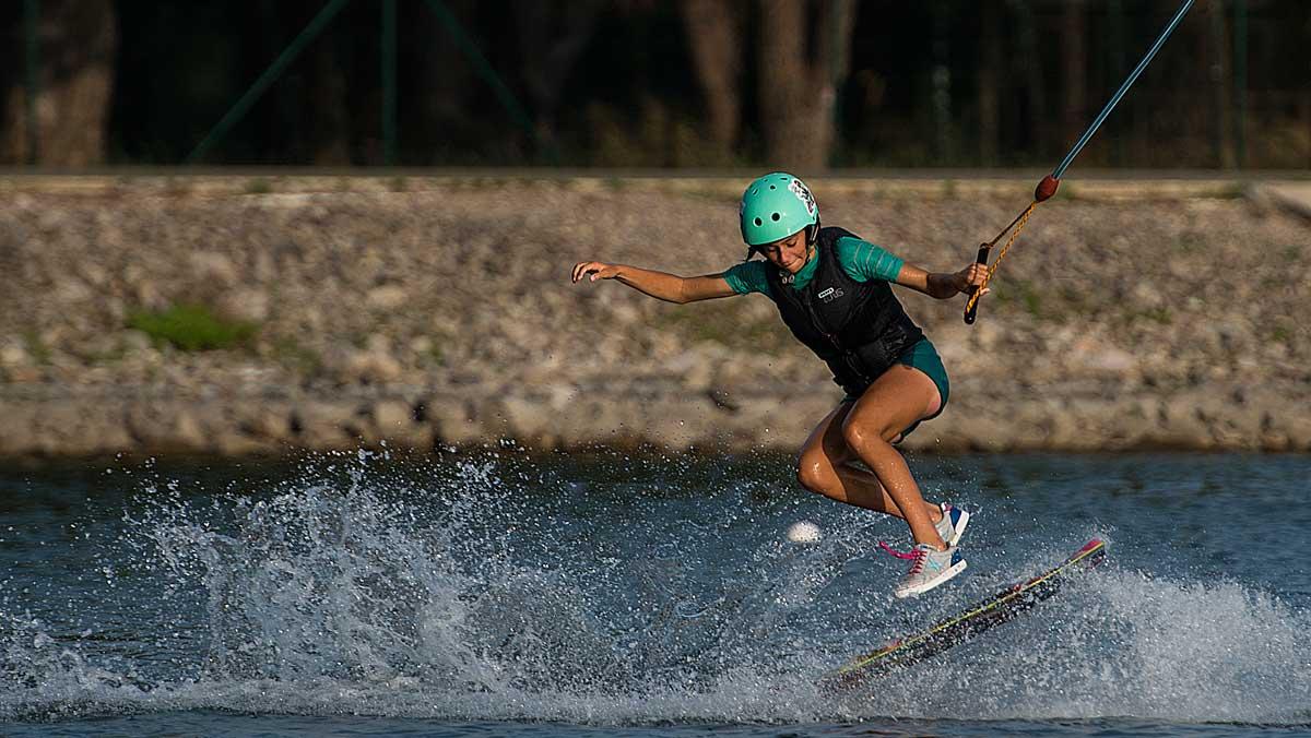 Entrevista: Telma Cester, campeona de Europa de wakeskate