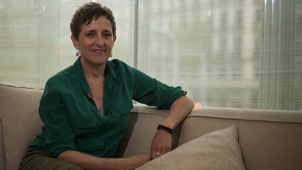 La escritora australiana Charlotte Wood