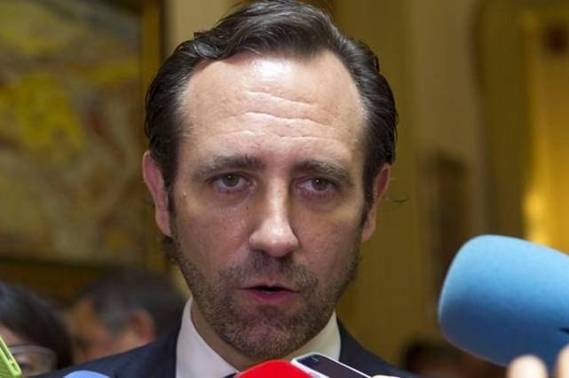 El expresidente del PP balear José Ramón Bauzá.