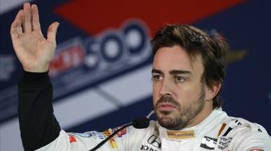"""Alonso: """"Mi pie derecho tenía su propio cerebro y no estaba conectado al mío"""""""