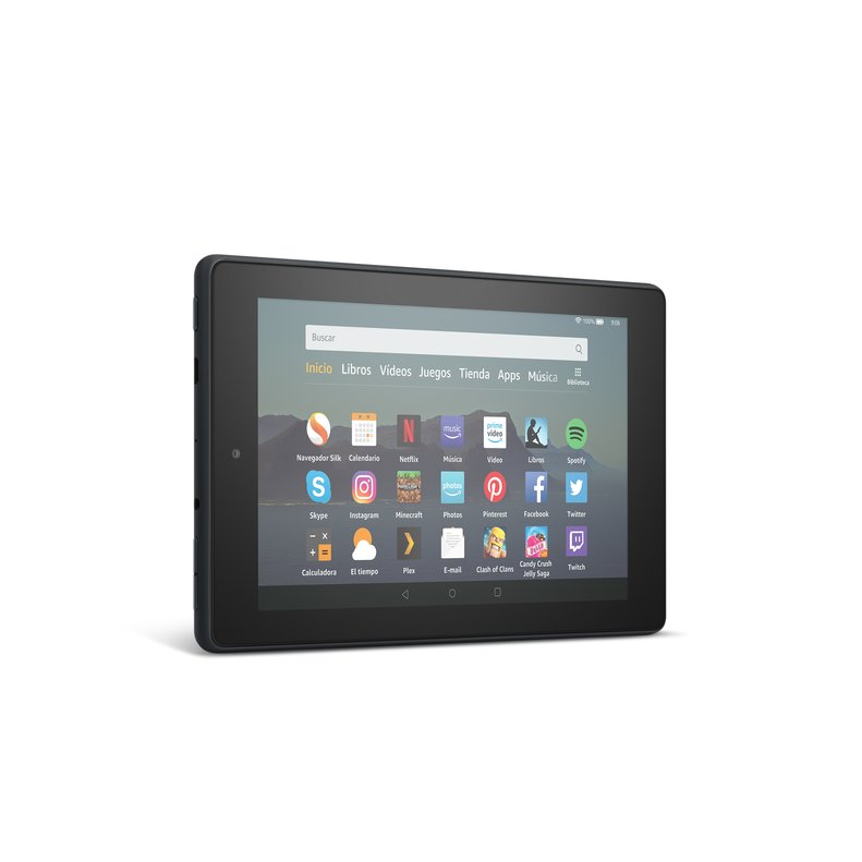 Tableta modelo Fire 7, de Amazon.