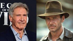 Harrison Ford vuelve a ponerse en la piel de Indiana Jones, el intrépido arqueólogo.