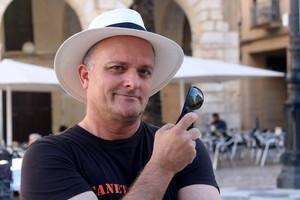 El humorista Toni Albà.