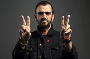 Ringo Starr, en junio del 2016.