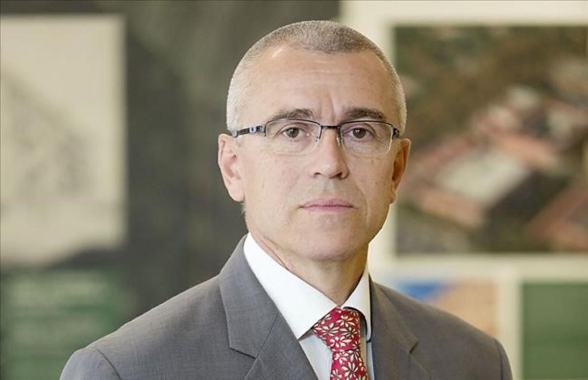 Jaume Casals, rector de la Universitat Pompeu Fabra.