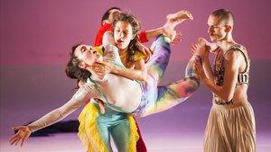 Albert Quesada, dansa contemporània amb ànima 'jonda'