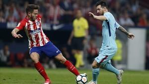 El Barça firma un valuós empat davant l'Atlètic (1-1)
