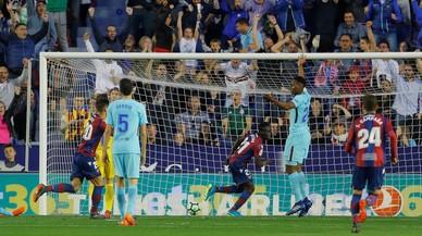 Nueve goles, nueve, un desastre de partido