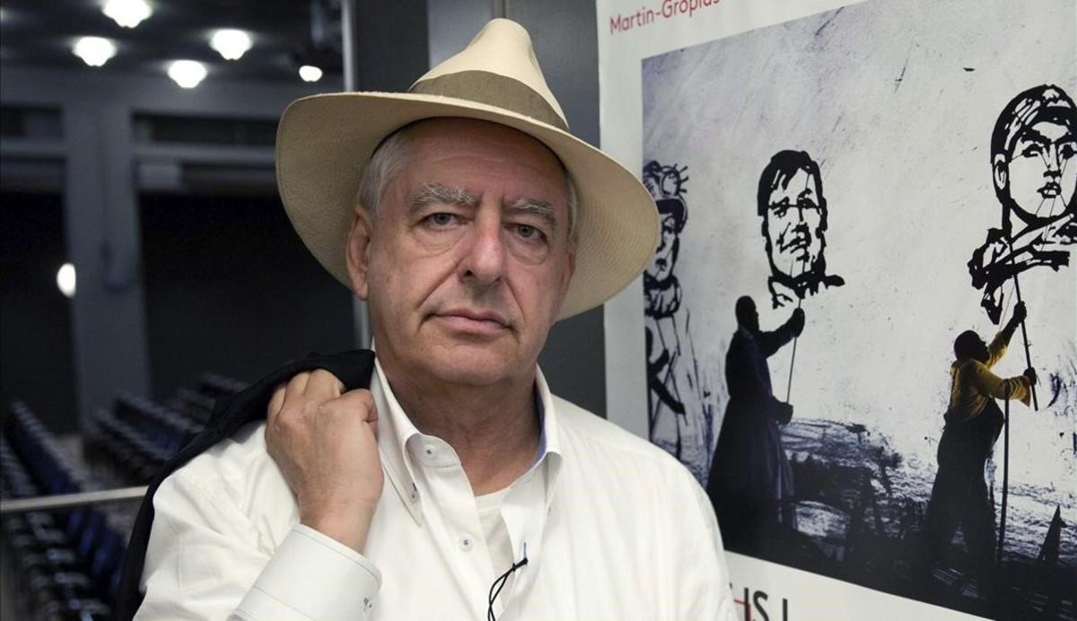 El polifacético creador William Kentridge, premio Princesa de Asturias de las Artes.