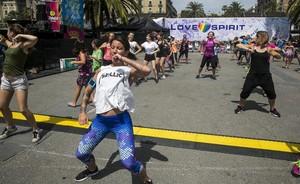 Barcelona celebra aquest dissabte la desfilada de l'Orgull Gai