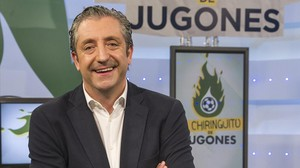 Josep Pedrerol. Director y moderador de El chiringuito de jugones, en Nitro.