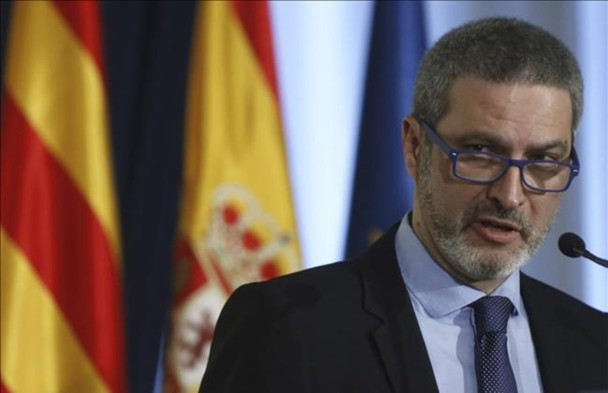 El presidente de Societat Civil Catalana, Josep Ramon Bosch.