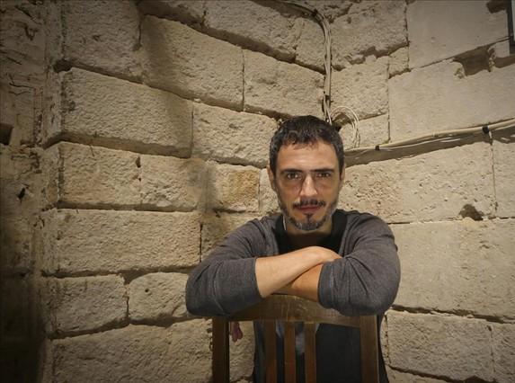 El actor Julio Manrique, nuevo fichaje de la serie de TV-3 Cites.