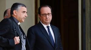 """Hollande: """"Restringir llibertats no aporta res en la lluita contra el terrorisme"""""""