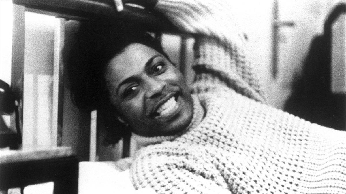 Little Richard, en una imagen promocional de los años 50.