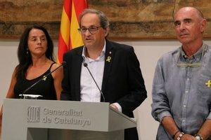 Llach anuncia la dissolució del Consell Assessor per a l'Impuls del Fòrum Cívic i Social