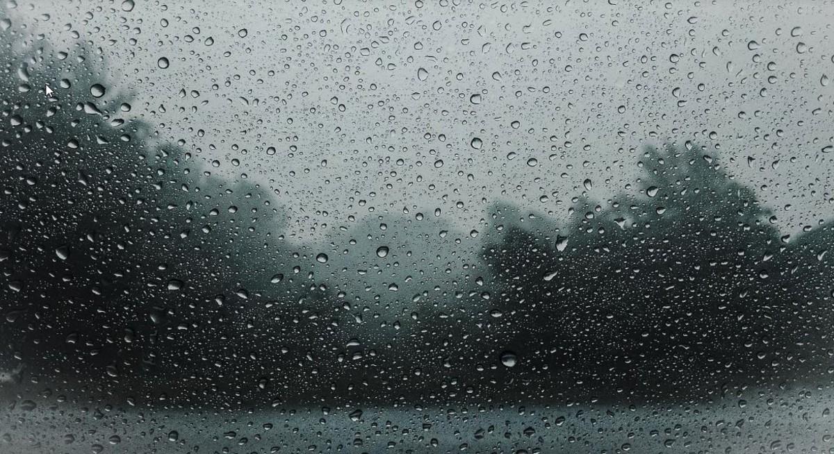 El conmovedor relato de una mujer de 45 años que vio llover 'por primera vez'