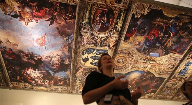 El Versalles de Le Brun resurge en CaixaForum