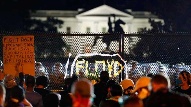 L'onada de protestes a la recerca de justícia racial manté la seva força als EUA