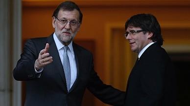 El Gobierno tomará las riendas de las cuentas de la Generalitat