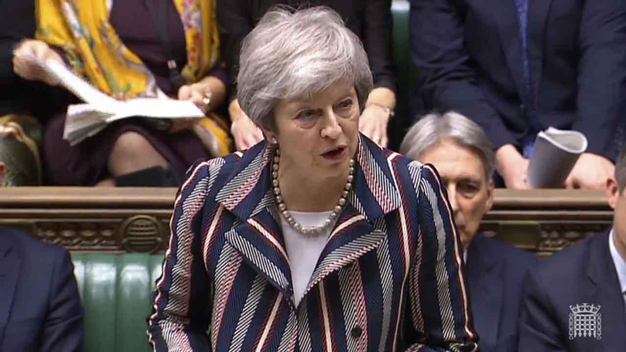 May dice que España no ha conseguido lo que quería respecto a Gibraltar