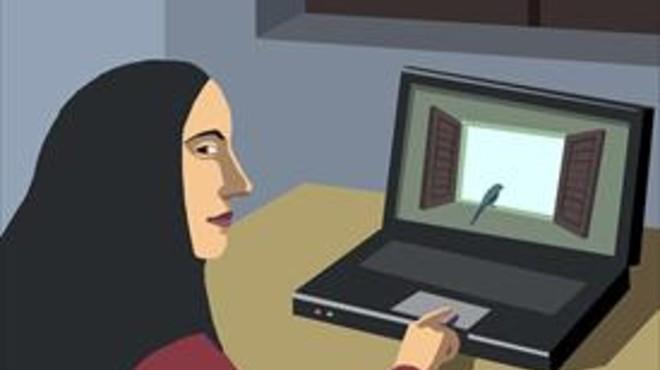 Mujeres, islam e internet