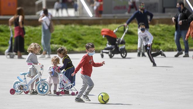Gairebé 6 milions de nens surten avui al carrer