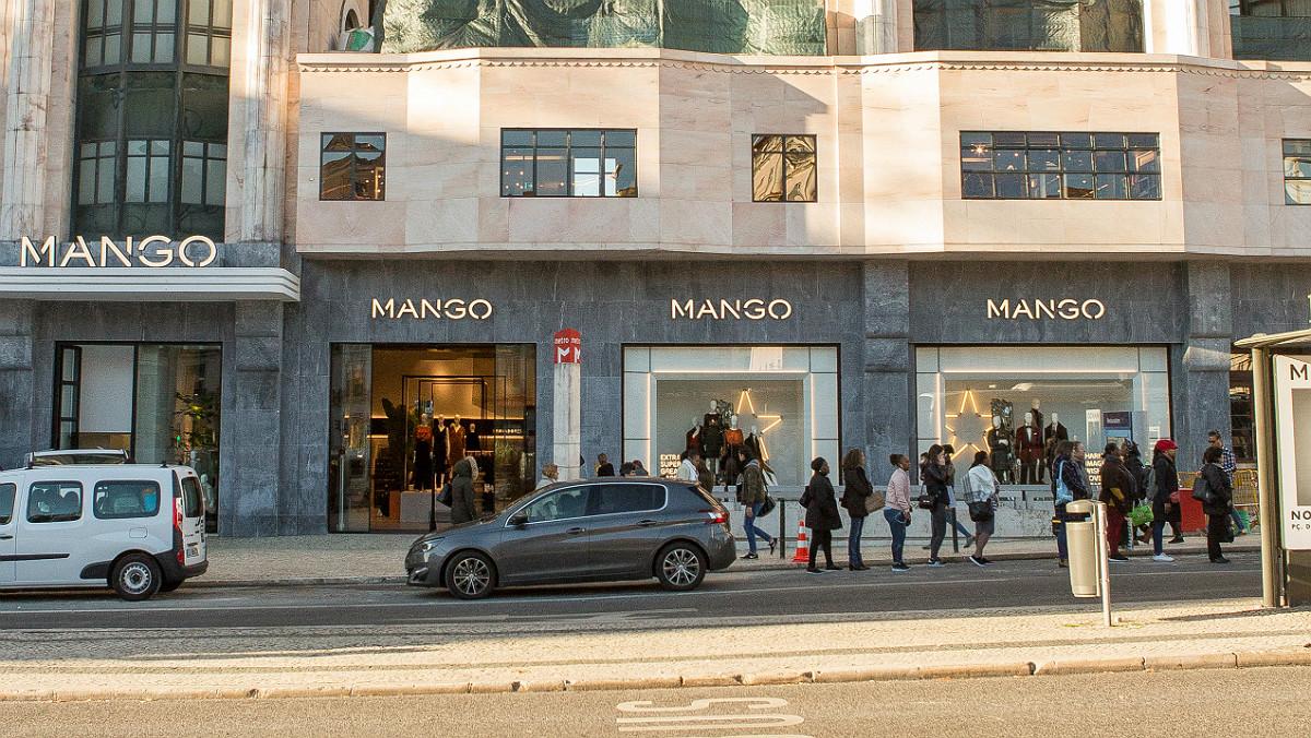 La nueva tienda de referencia de Mango en Lisboa.