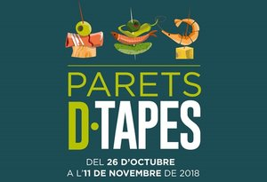 Parets D-Tapas se celebrará del 26 de octubre al 11 de noviembre.