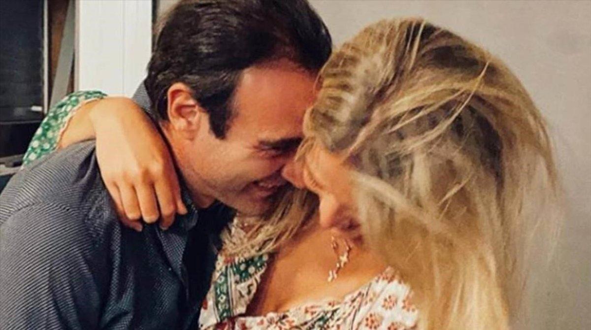 Enrique Ponce y su novia comparten la misma foto en Instagram.