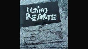 Portada de 'Último Resorte EP', de 1982.