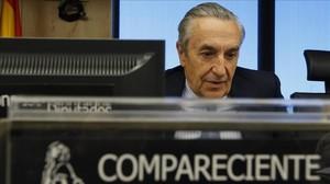Jose María Marín, presidente de la Comisión Nacional de los Mercados y la Competencia (CNMC)