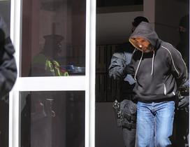 El presumpte cap de la cèl·lula gihadista, detingut aquest dimecres a Sabadell.