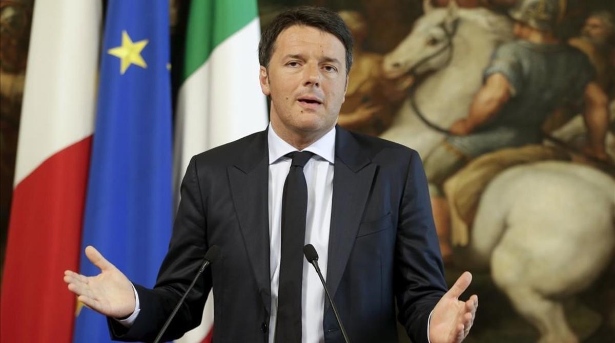 El primer ministro italiano,Matteo Renzi, permanecerá en contacto con la administración del país africano.