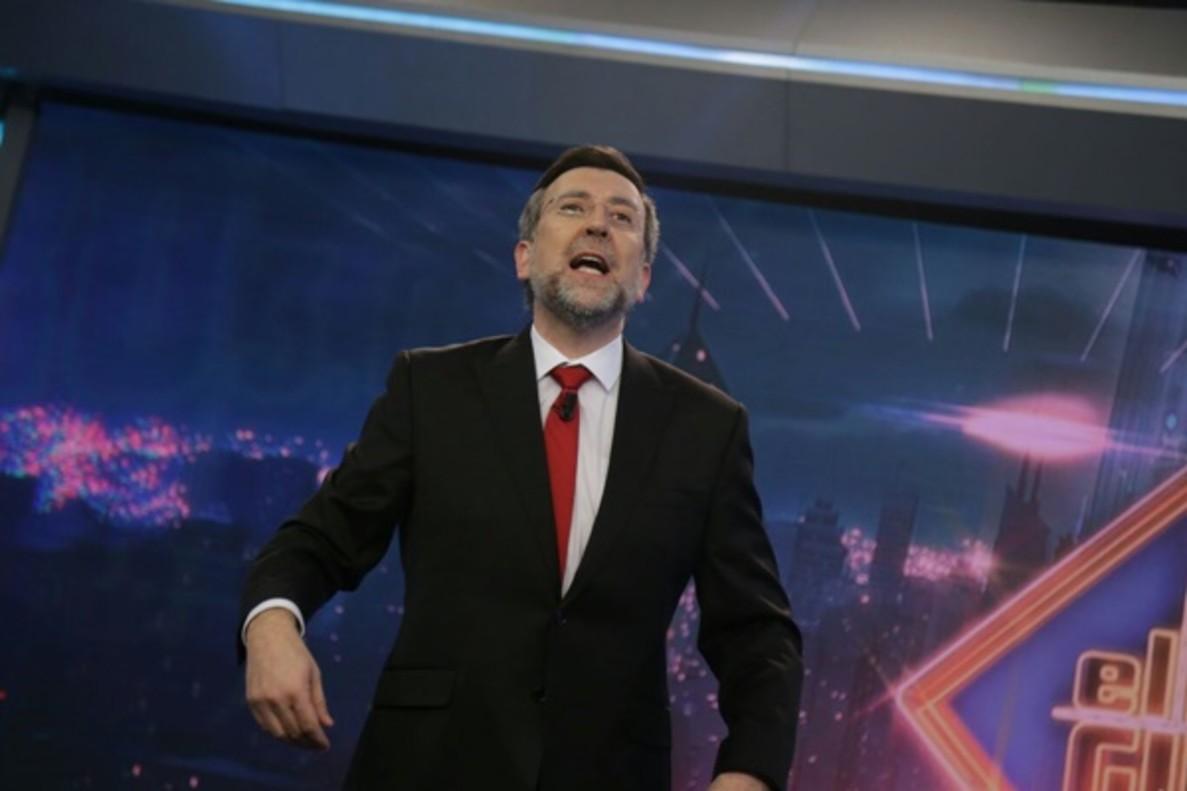 Rajoy se cuela en 'El Hormiguero' para pedir trabajo