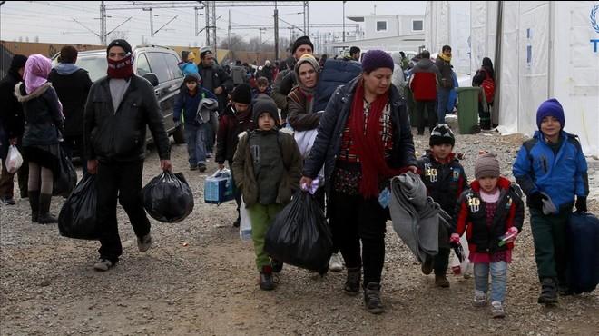 Refugiados: un centenario infeliz