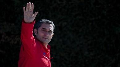 """Valverde: """"El partit no és una final, no, però sí que és important"""""""