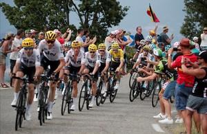 Landa, davant l'última missió al Tour de França
