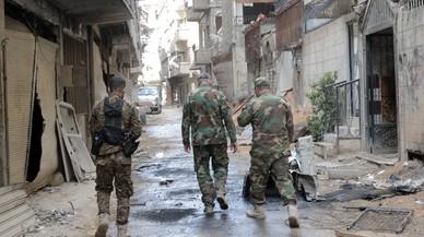 La esquizofrenia siria