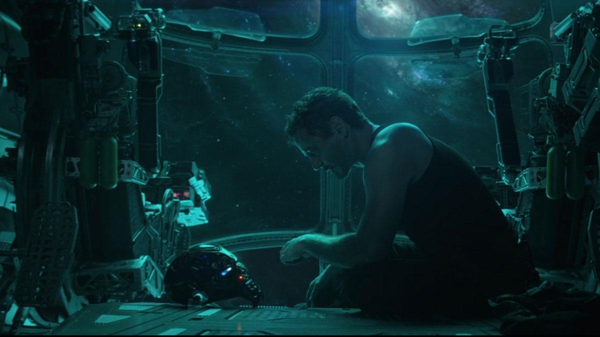 Estreno: El revelador primer trailer de Avengers 4: End Game