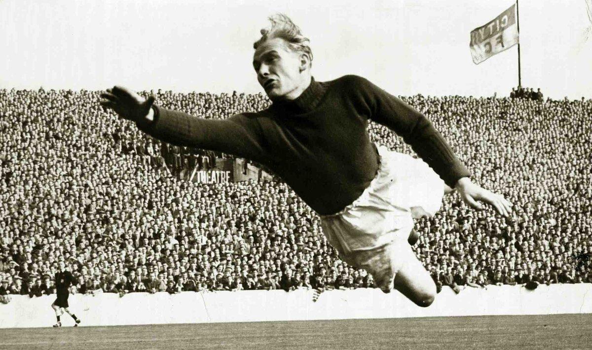 Trautmann, en una imagen de los años 50.