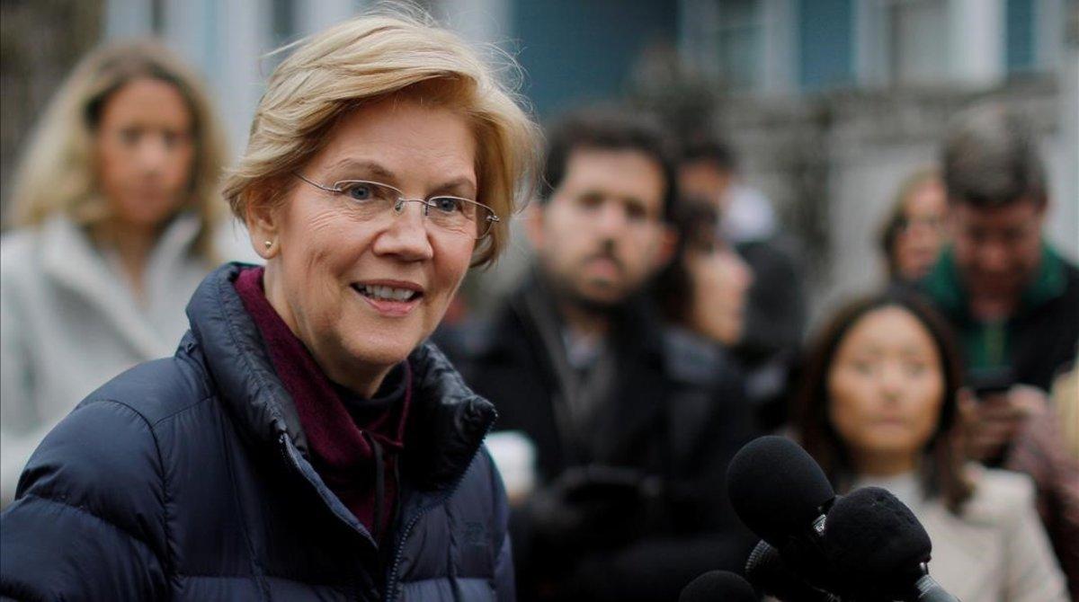 Elizabeth Warren anuncia su intención de ser candidata a las presidenciales del 2020.