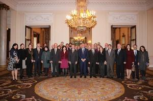 Urkullu reclama cauces legales para que Euskadi y Catalunya convoquen consultas